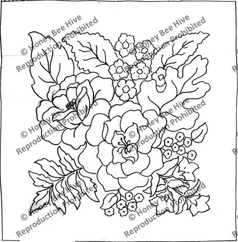 CS612: Floral Potpouri, Offered by Honey Bee Hive