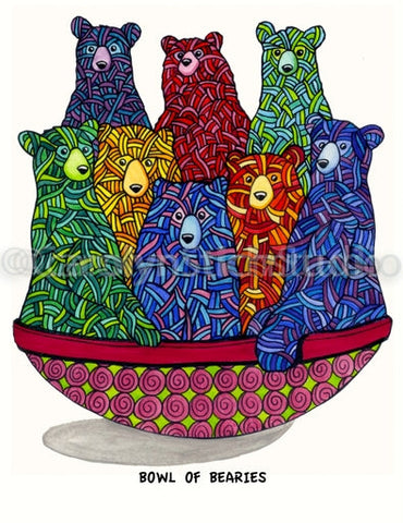 CSS1035-L: Bowl of Bearies