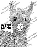 CSS1150: No Prob Llama, Offered by Honey Bee Hive