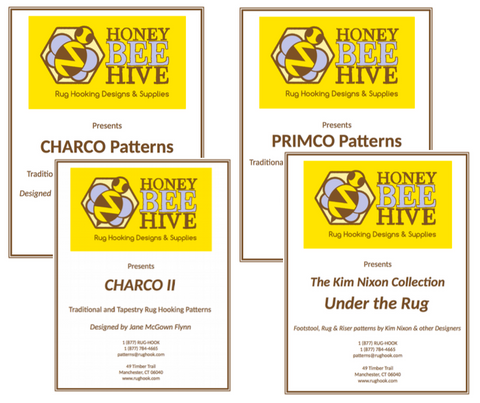 Complete Set of Honey Bee Hive Catalogs