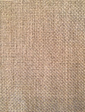 Honey Bee Hive Custom Serged Traditional Linen for Rug Hooking