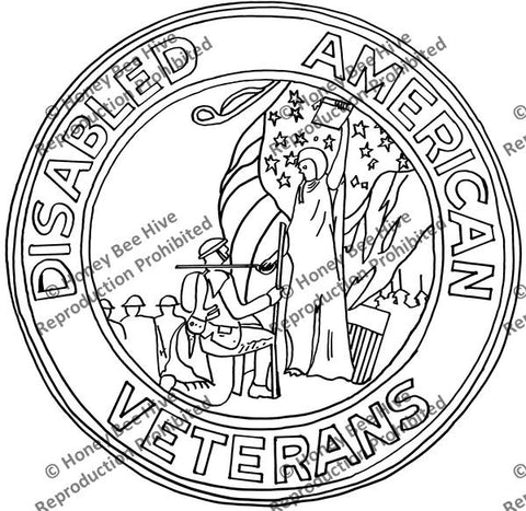 P537: Disabled Am Veterans, Offered by Honey Bee Hive