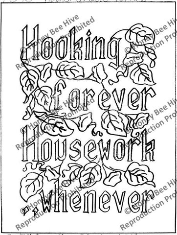P545: Hookers Motto, Offered by Honey Bee Hive