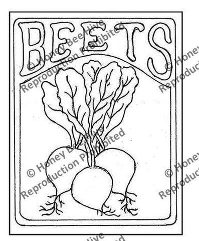 P569: Beets, Offered by Honey Bee Hive