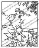P589: Chickadees, Offered by Honey Bee Hive