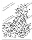 P624: Pineapple Still Life, Offered by Honey Bee Hive