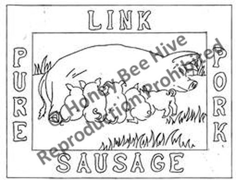 P642: Country Pigs, Offered by Honey Bee Hive