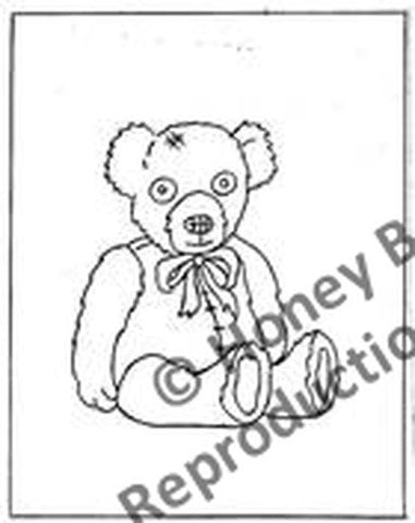 P692: Wee Baby Bear, Offered by Honey Bee Hive