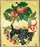 P736: Fruit, Hooked by Jean Cooper