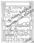 P740: Home Sweet Home, Offered by Honey Bee Hive