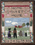 P740: Home Sweet Home, Hooked by Carolyn Cooke