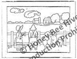 P743: Beyond The Fence, Offered by Honey Bee Hive