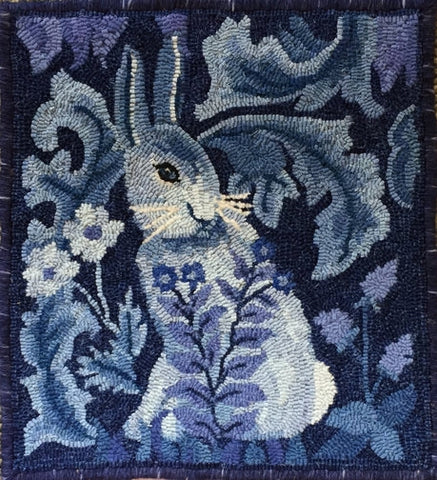 P852: Morris Bunny, Hooked by Margaret Bedle