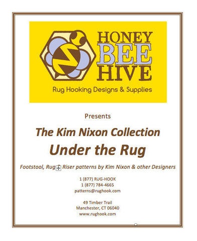 Kim Nixon Collection - Under the Rug Catalog