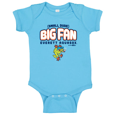 Infant Blue Onesie