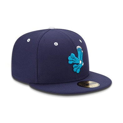 Everett AquaSox Diamond Era BP Hat
