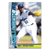 Everett AquaSox 2013 Baseball Card Set