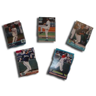 Everett AquaSox 2008 Baseball Card Set