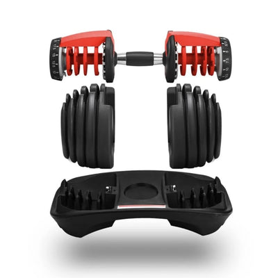 Space Saving Adjustable Dumbbell