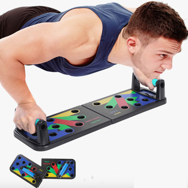 Push Up Board | Evolve Over Premium Home Workout Equipment