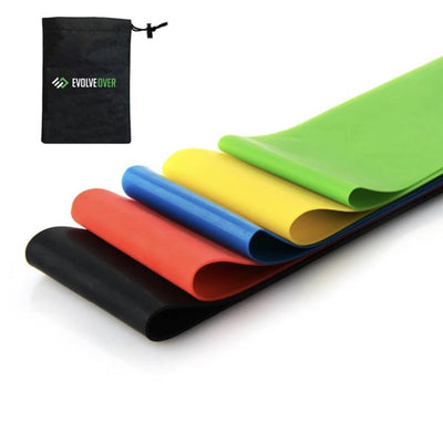 Premium Resistance Loop Bands Set