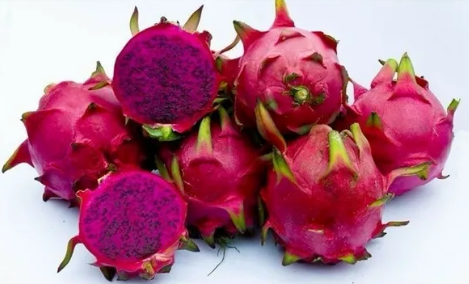 Hawaiian Dragon Fruit Sorbetto