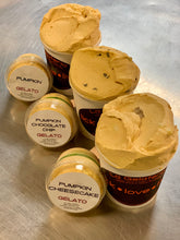 Load image into Gallery viewer, Pumpkin Cheesecake Gelato