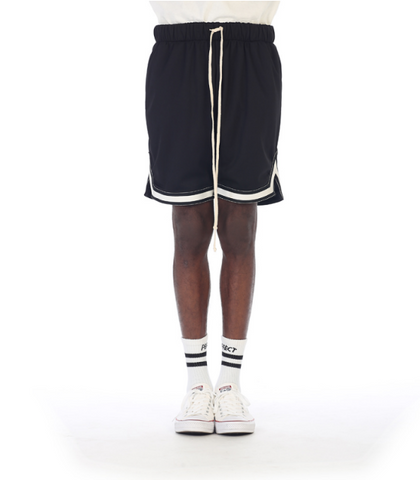 EPTM BLACK BASKETBALL SHORTS