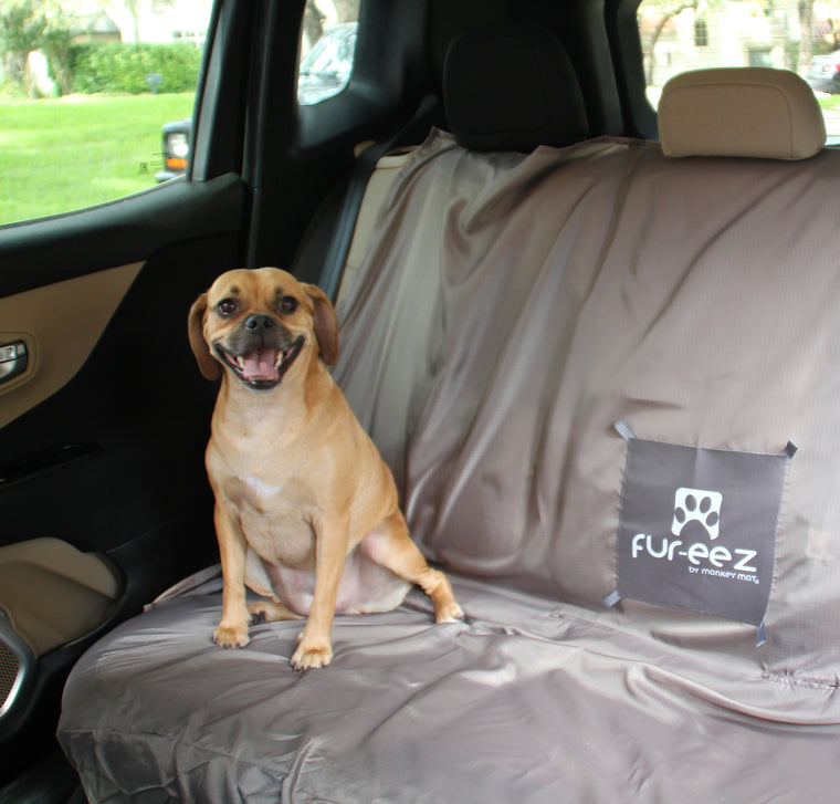 Fur-eez Portable Car Seat Cover