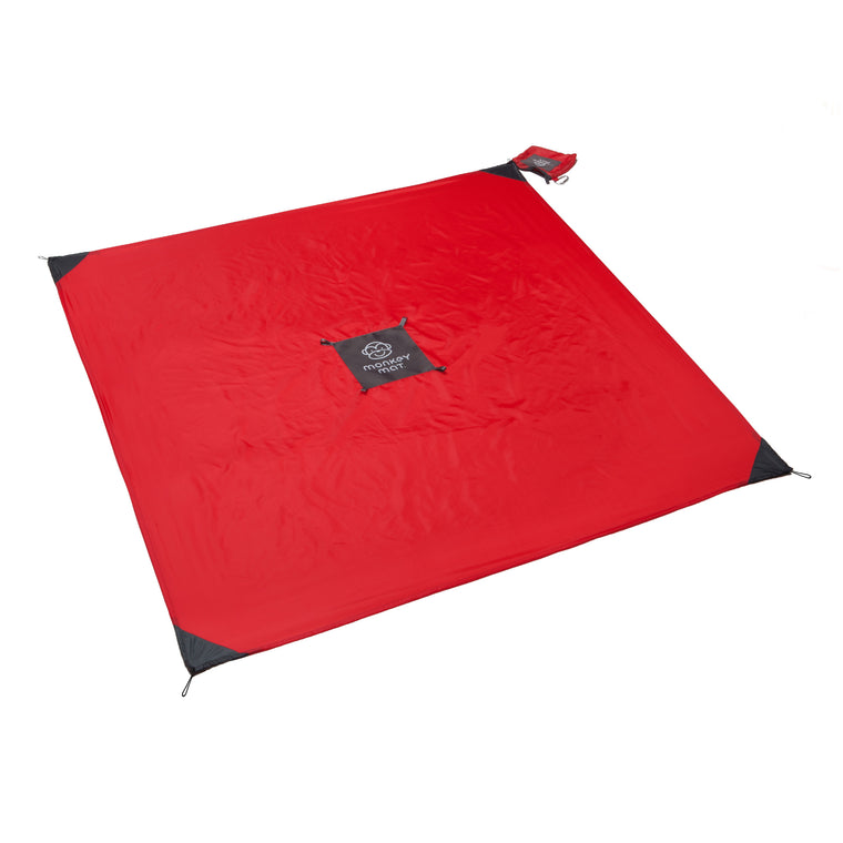 Original Monkey Mat® - Red Coral Crush