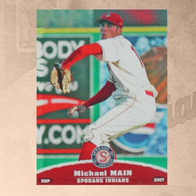 Spokane Indians 2007 Team Set Update