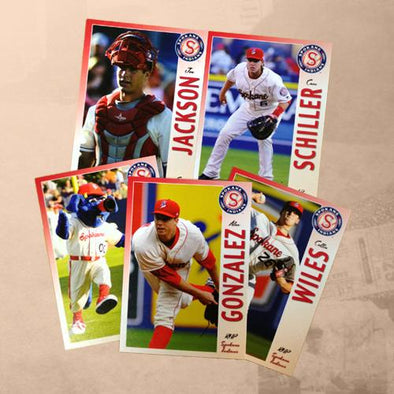 Spokane Indians 2013 Spokane Indians Team Set