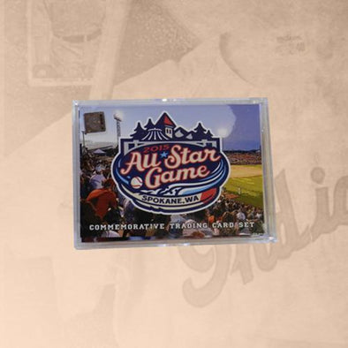 Spokane Indians 2015 All Star Game Team Set