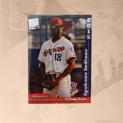 Spokane Indians 2015 Spokane Indians Team Set