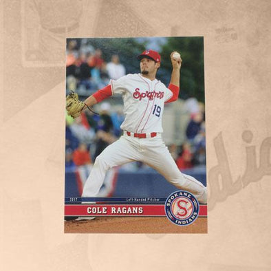 Spokane Indians 2017 Spokane Indians Team Set