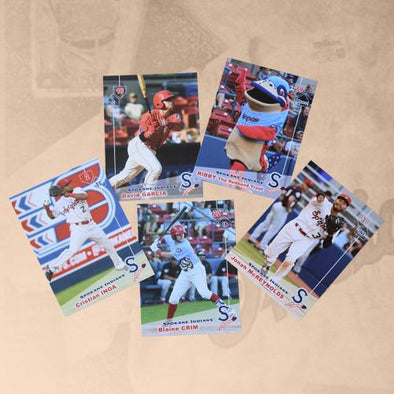 Spokane Indians 2019 Spokane Indians Team Set
