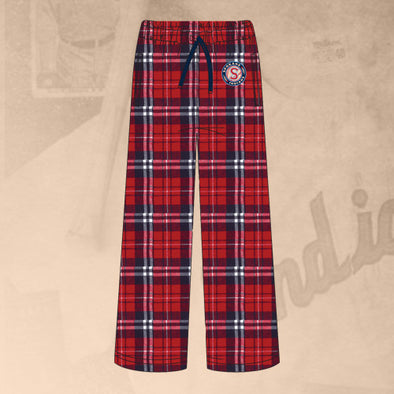 Spokane Indians Flannel Pajama Pants