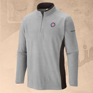Spokane Indians Columbia Klamath Range Grey Logo Fleece