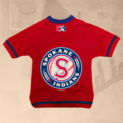 Spokane Indians Athletic Dog Jersey
