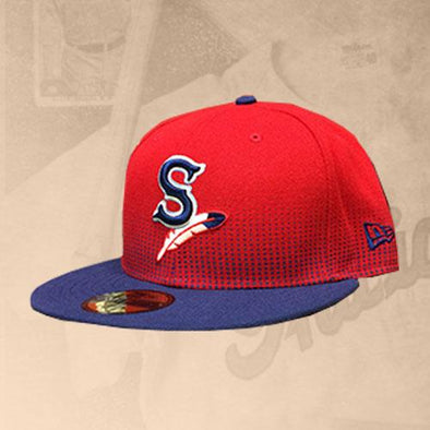 Spokane Indians Fitted Flow Team Cap