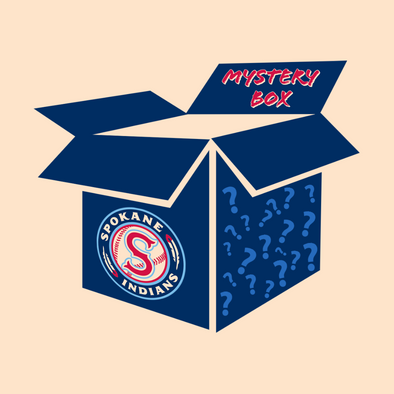 Spokane Indians ??Mystery Box??