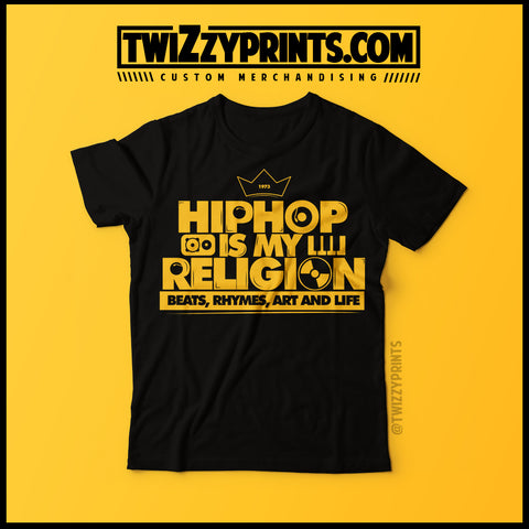 Hip-Hop Is My Religion