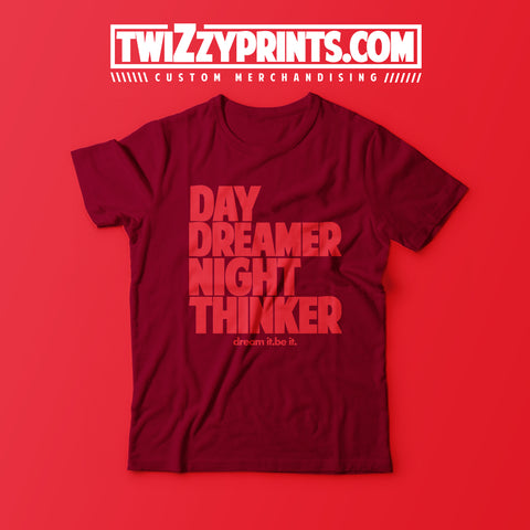 Day Dreamer,Night Thinker [T-Shirt]