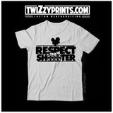 RESPECT THE SHOOTER [CLASSIC T-SHIRT]