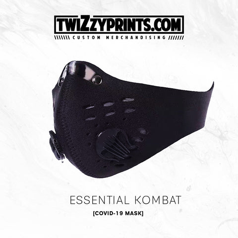 Essential Kombat [COVID-19 Mask]