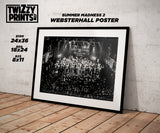 SUMMER MADNESS 2 WEBSTER HALL POSTER