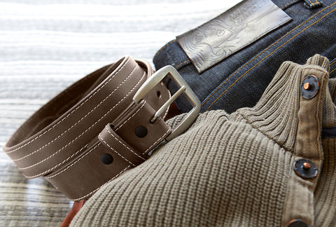 Accessory Belts - Stitched