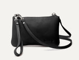 Stadium Clutch Cross Body - Black