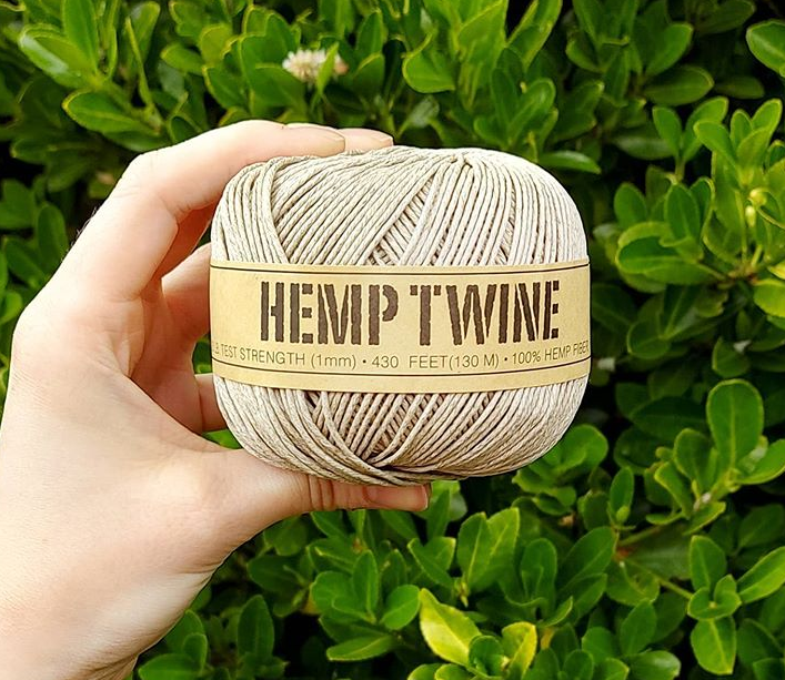 "20 Square 1.5"" Small Square Swing Tags With / Without Hemp Twine"