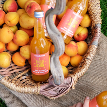 Load image into Gallery viewer, Hawke's Bay Apricot Edition: Bottled by the Sun New Zealand Apricot & Apple Juice